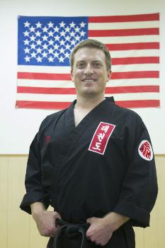 Master Brian Beasley 4 Dan