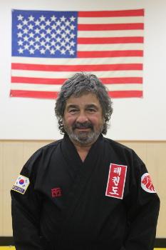 Master Guido Russo 6 Dan