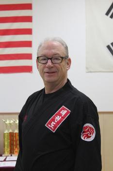 Master Michael Solan 6 Dan