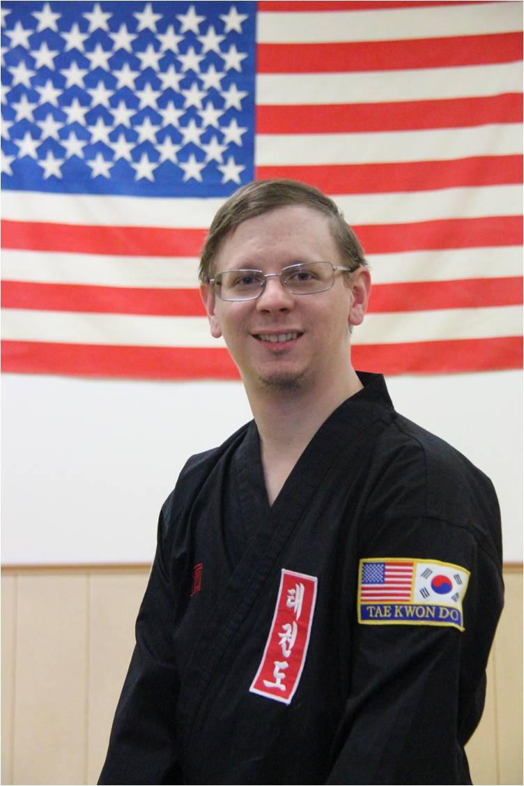 Master Ronald Frank - 5 Dan